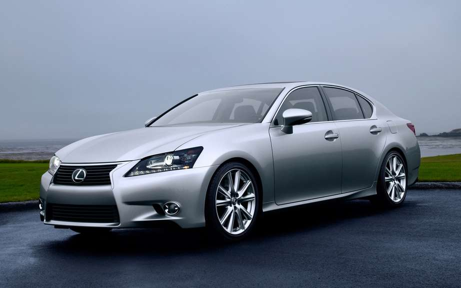 Lexus GS 350 2013: From $ 51,900