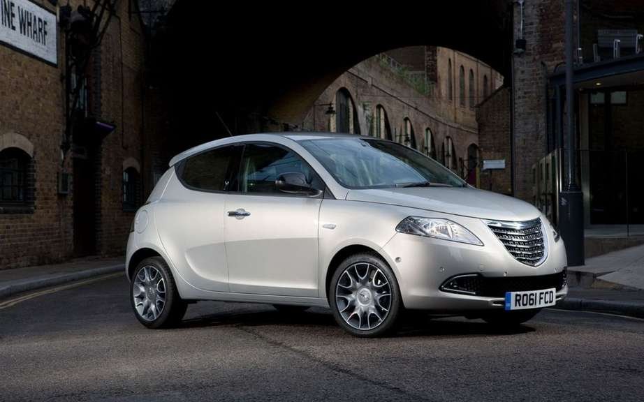 Chrysler Ypsilon: Reservee the British works, but ...