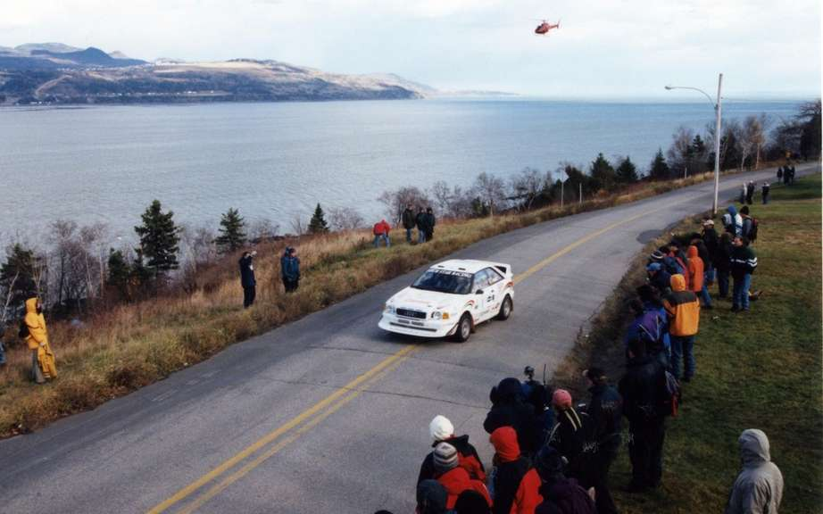 Charlevoix, a performance rally in the heart of the city!