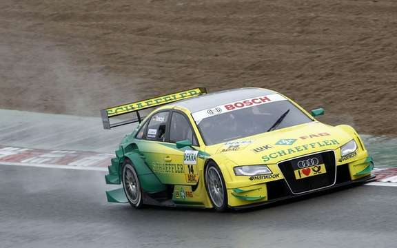 Bruno Spengler attempt to regain control in the DTM this weekend