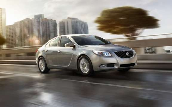 Buick Regal eAssist and GS 2012: Prices Ads