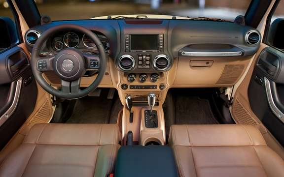 2012 Jeep Wrangler: A New Heart picture #4