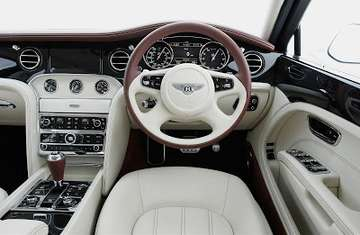 Bentley Mulsanne #7271824