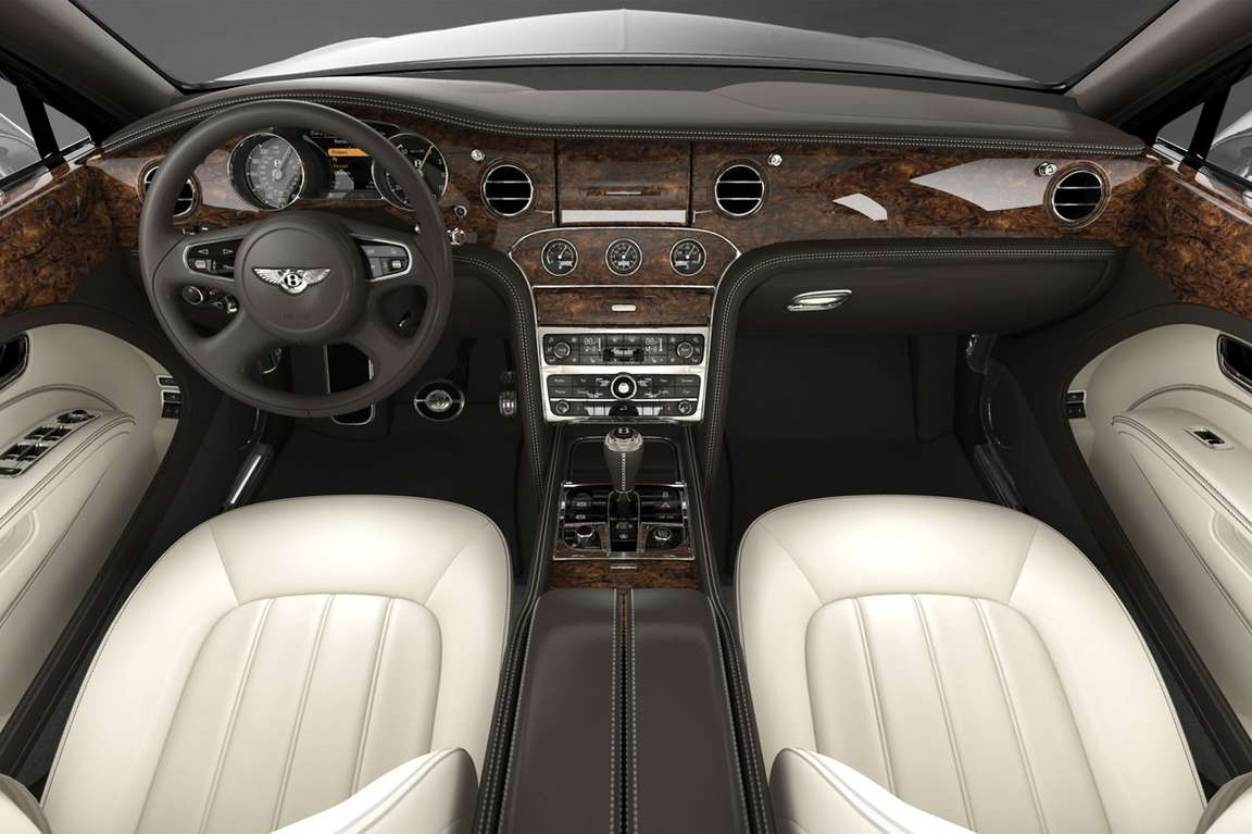 Bentley Mulsanne #9797466