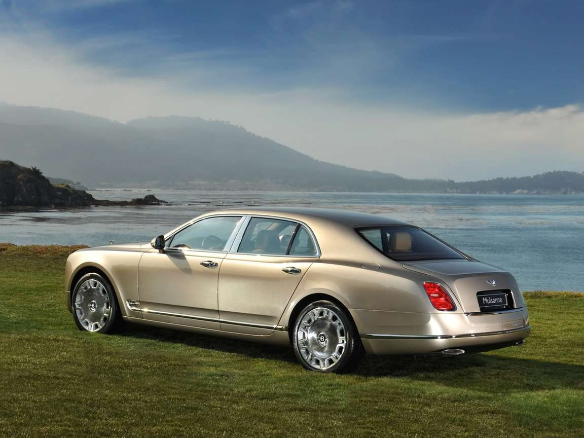 Bentley Mulsanne #7322387