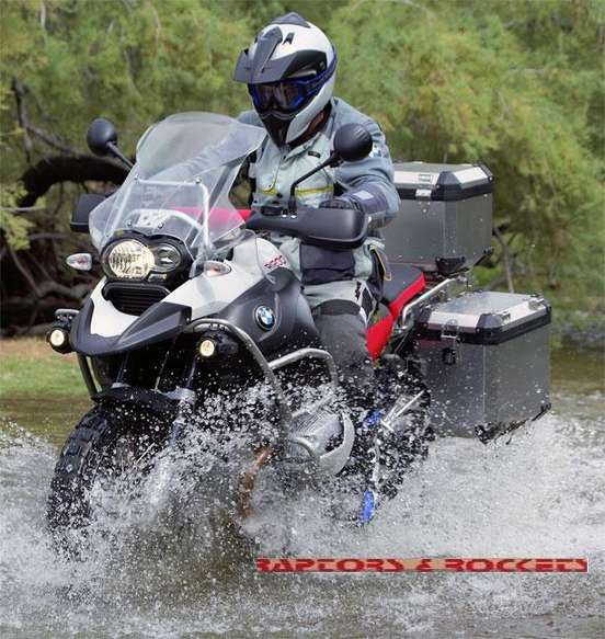 BMW R 1200 GS Adventure #7805127