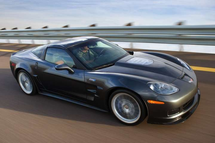 Chevrolet Corvette ZR1 #9174589