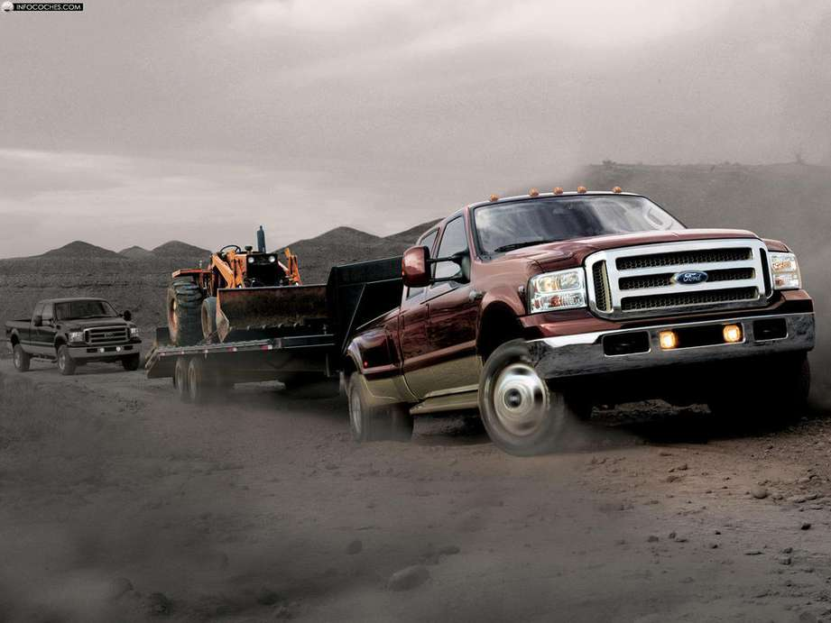 Ford F350 #9970885