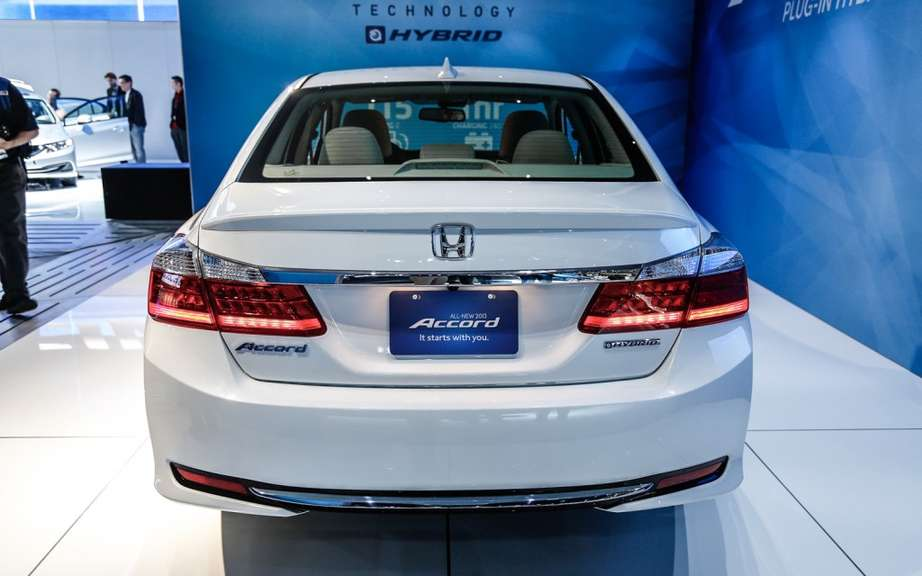 Honda Accord Hybrid #7831233