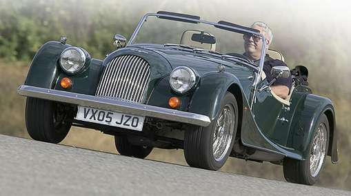 Morgan Roadster #8185014