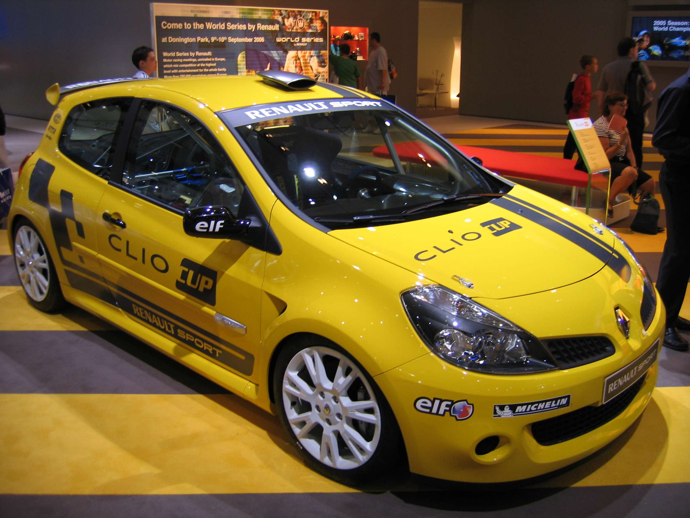 Renault Clio cup #8278680